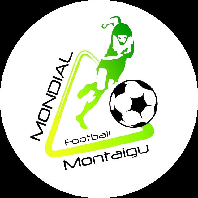 Logo du Mondial de Football de Montaigu
